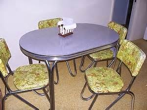 25 Best 1950 Tables & Chairs Images On Pinterest  Vintage Kitchen Stunning 1950 Kitchen Table And Chairs Inspiration Design