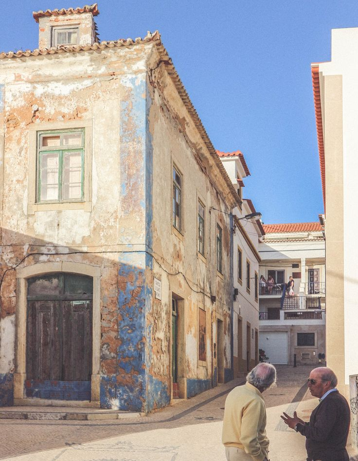 Ericeira Travel Interior people  Old people