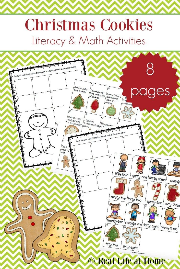 4 Free Christmas Printable Activities For Elementary Literacy And Math Christmas Math Worksheets Free Printable Christmas Worksheets Christmas Printable Activities [ 1100 x 735 Pixel ]
