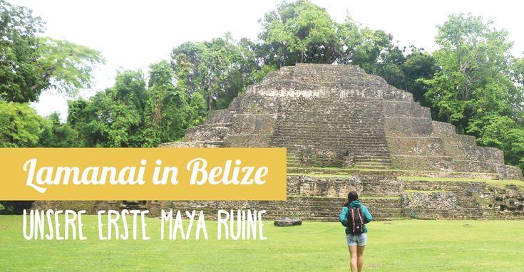 Für viele ist Orange Walk Town nur ein Halt, um weiter nach Mexiko zu reisen. Oder sie stoppen hier, weil sie gerade von Mexiko kommen und weiter an die Küste von Belize reisen. Wir aber nicht. Denn wir wollten zu der Maya Stätte Lamanai.