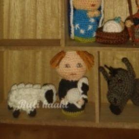 Kerstgroep deel 10 - herder