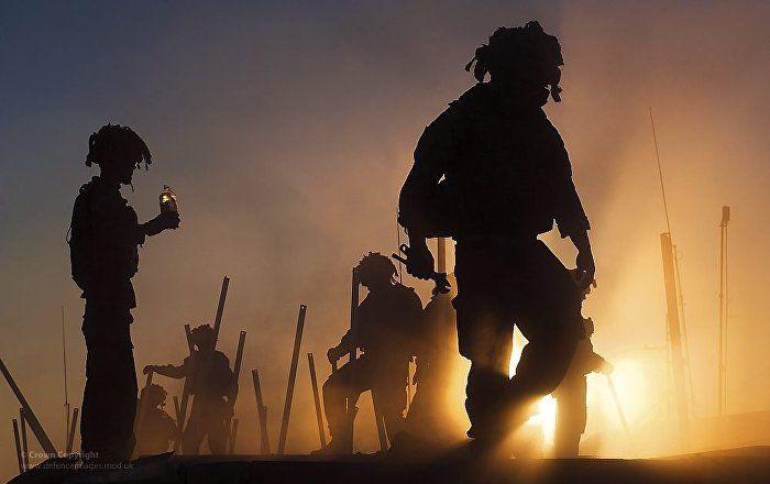 Pour la première fois depuis 2014, les États-Unis envoient en Afghanistan un important contingent d'infanterie de marine.