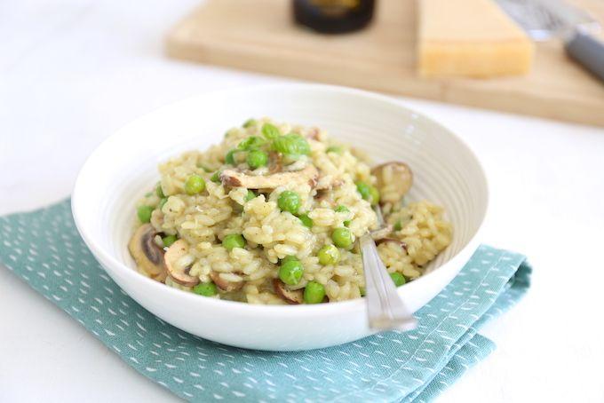 Op zoek naar een heel lekker en simpel recept voor risotto met paddenstoelen? Bekijk dan eens dit recept voor risotto. Echt een aanrader.