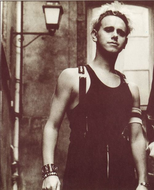 Martin Gore (Depeche Mode) - He's an extremely gifted poet....