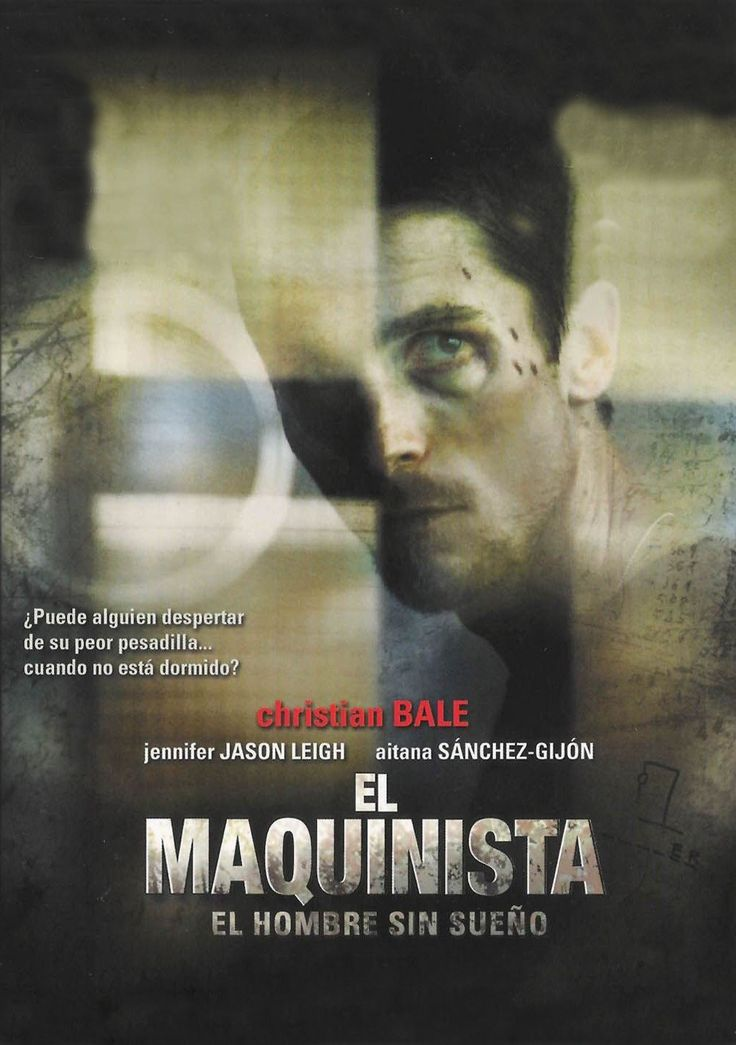 El maquinista (2004) - Ver Películas Online Gratis - Ver El maquinista Online Gratis #ElMaquinista - http://mwfo.pro/189106