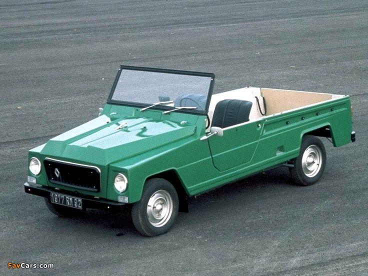 Renault Rodeo 1970 (4L base)