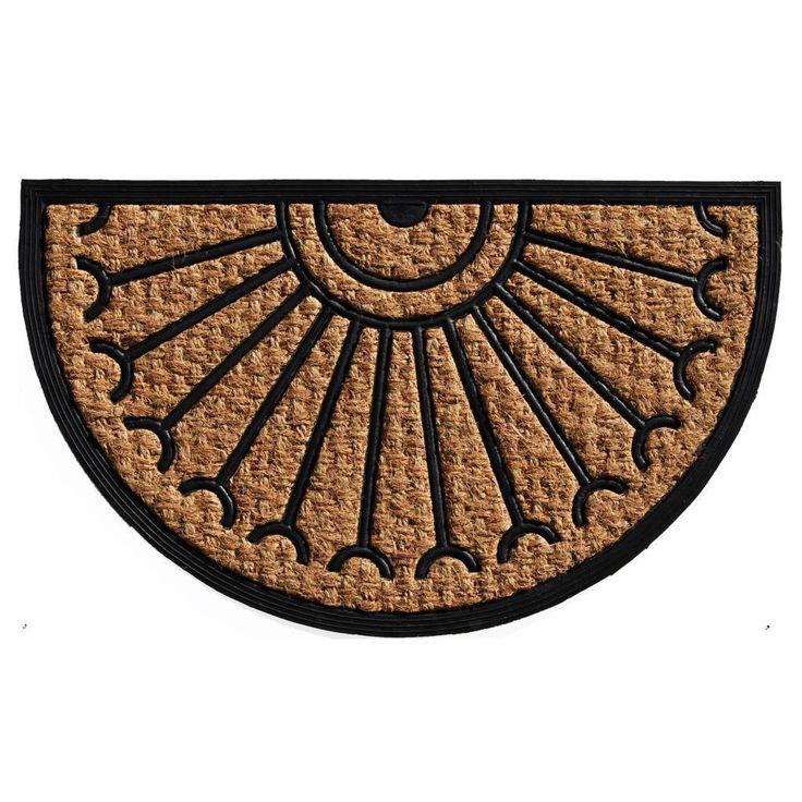 13 Best Doormats Images On Pinterest Door Rugs Doormats And Entrance Mats