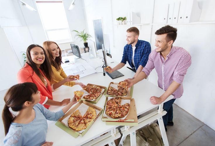 The workplace environment is perhaps one of the most challenging environments. Not only is long periods of inactivity encouraged but is considered the norm; lunch breaks are nothing short of a privilege and then there are the office feeders – those office mates who love nothing more than to feed everyone high fat, high calorie foods.