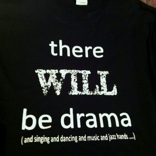1000+ images about Theatre T-Shirts on Pinterest | Light ...