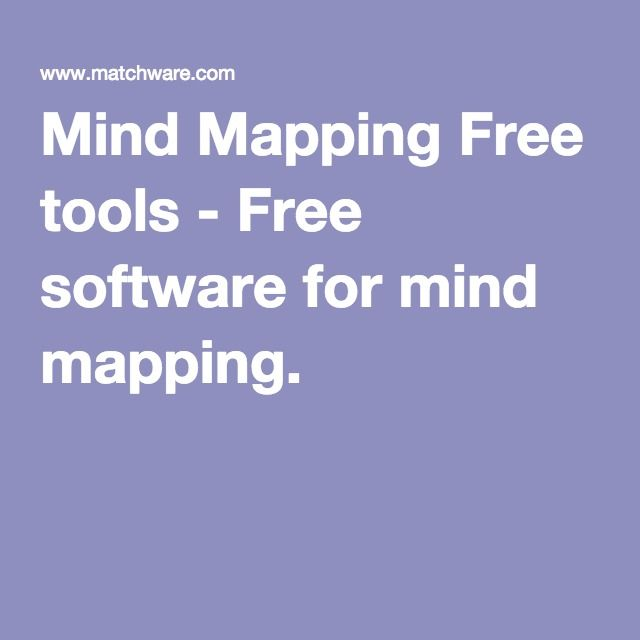 best 25 mind map free ideas on pinterest free mind mapping tools time management activities and time management for students - Create Mind Map Free