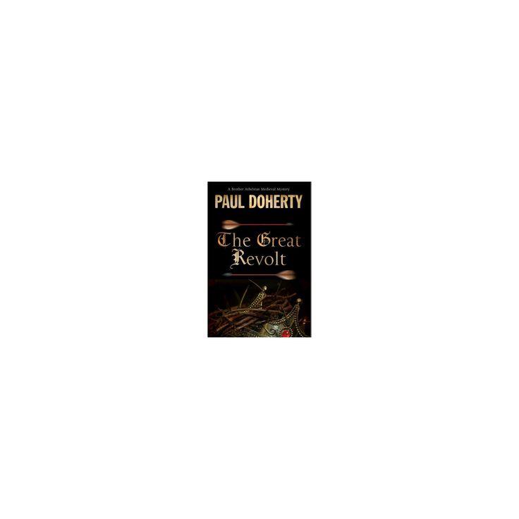 Great Revolt (Hardcover) (Paul Doherty)
