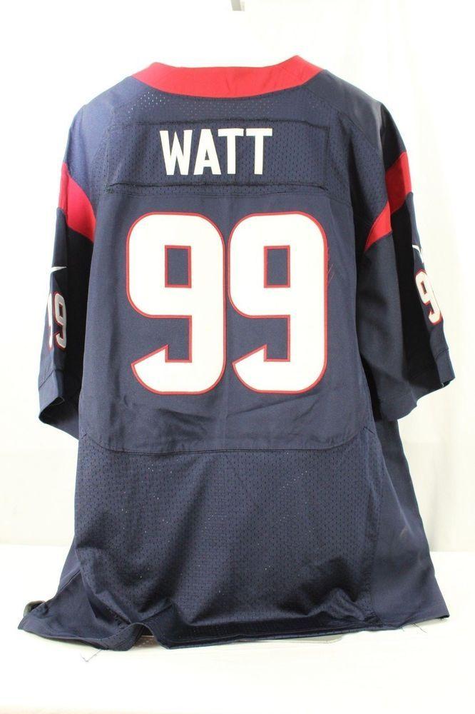 c1cc4882 Houston Texans J.J. Watt #99 Blue Jersey Nike Onfield 52 Stitched | Sports  Mem, Cards & Fan Shop, Fan Apparel & Souvenirs, Football-NFL | eBay!