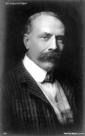 Edward Elgar - I don't know the man, I admire his work
