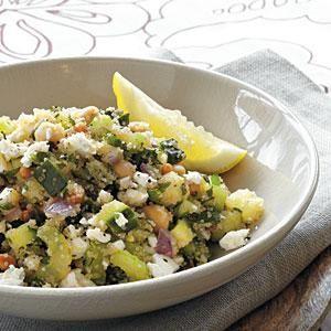 Tabbouleh-Style Amaranth Salad | MyRecipes.com