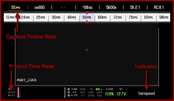 RED DIGITAL CINEMA: Intro to Slow Motion Video (7 videos)