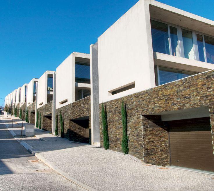 M s de 1000 ideas sobre revestimiento de piedra en pinterest - Revestimiento de fachadas exteriores ...