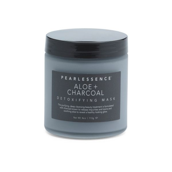Aloe & Charcoal Clay Face Mask ($5.99) ❤ liked on Polyvore featuring beauty products, skincare, face care, face masks, face mask, deep cleansing facial mask, facial mask, deep cleansing face mask and deep cleansing mask