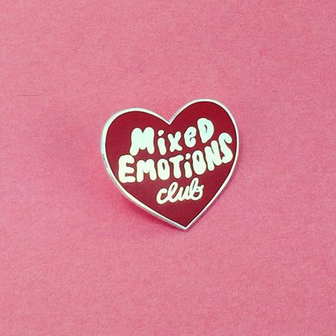 awesome Mixed Emotions Club pin - Tuesday Bassen by http://www.globalfashionista.us/club-fashion/mixed-emotions-club-pin-tuesday-bassen/