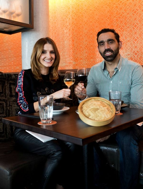 Date with Kate: Adam Goodes