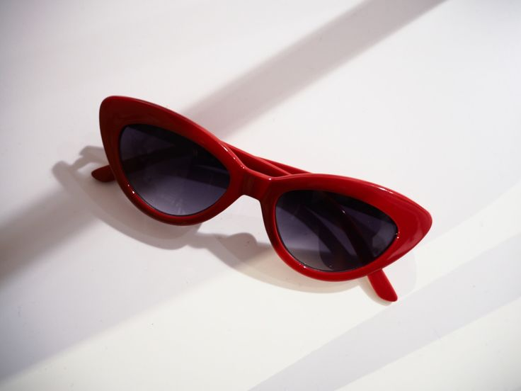 Red cat eye sunglasses (similar to the Celine ones I craved forever ) from next summer 18 collection Next Summer 18 http://gabriellalundgren.com/next-summer-18