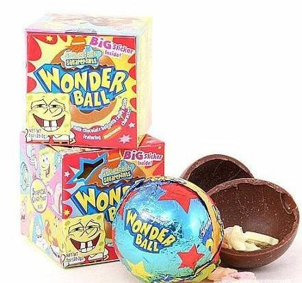 wonder ball! Every 90's kid favorite!.... I loved these.. Begged for one every time we went to the store :)