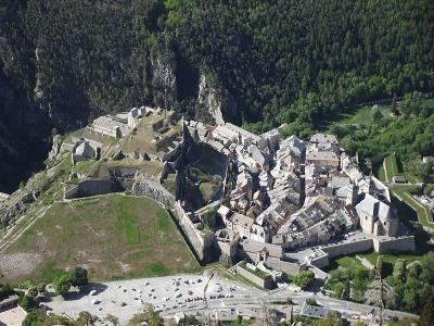 Citadelle vauban de briancon guide touristique des hautes alpes