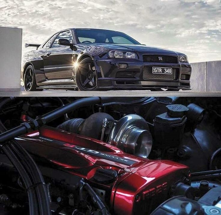 This Is Nissan Skyline