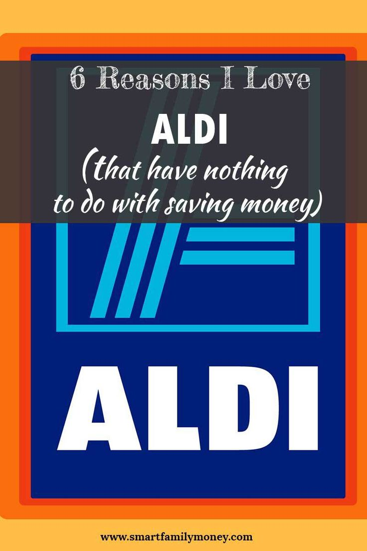 If you have been trying to trim your grocery budget, you have probably tried Aldi or at least heard about their amazingly cheap grocery prices. I plan to do a post comparing Aldi prices to other stores soon, but first I wanted to write about some of the non-financial reasons I love Aldi.   	Clea