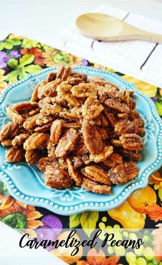 Caramelized Pecan Recipe + Finish Dish Products $5 e-Movie Offer at Target