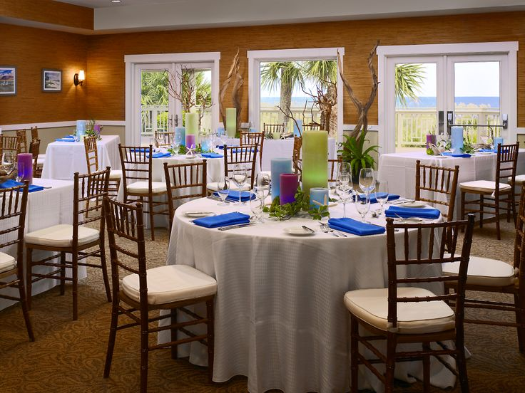 Shipyard Beach Club Weddings & Events at the Sonesta Resort Hilton Head Island
