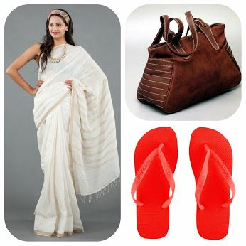 #fashiontips #monsoonfashion  Fashion DON'Ts this monsoon: a. Flip flops seem like a good idea, but only lead to muddy feet :( b. White= embarrassing transparency. Avoid white clothes! c. Leather gets spoilt in the rain. Leave your leather bag at home!
