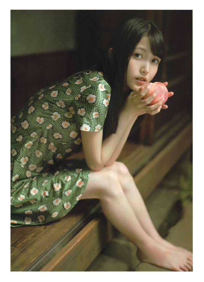 扇風機的微博_微博BUBKA (ブブカ) 2017年11月号「未必の恋」久保史緒里 乃木坂46 nogizaka 46 beauty magazine japan girl