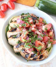 Bruschetta Chicken on Pinterest | Bruschetta Chicken Pasta, Bruschetta ...
