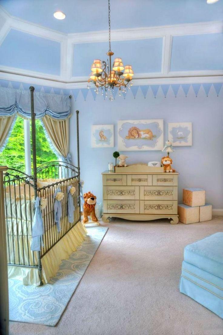 Crib for sale essex - Rod Iron Baby Crib