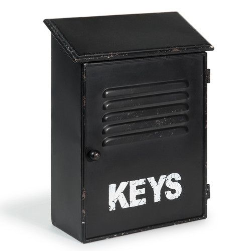 Keys black key box