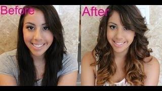 DIY Ombre Hair, via YouTube.