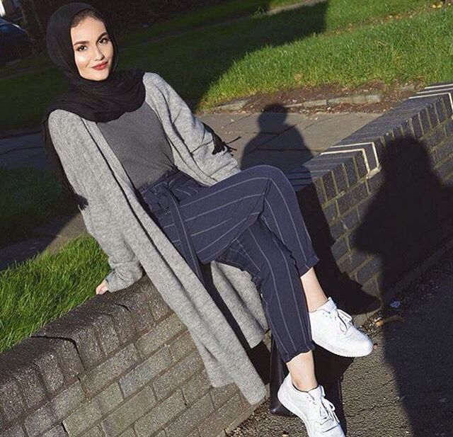 Tasneem #hijabfashion