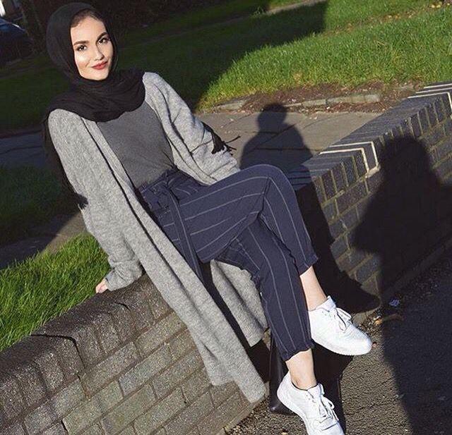 Pinterest: @eighthhorcruxx. Tasneem #hijabfashion
