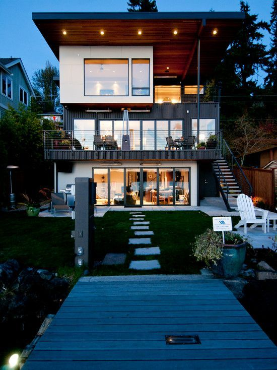 71 Contemporary Exterior Design Photos: 1000+ Ideas About Modern Home Exteriors On Pinterest