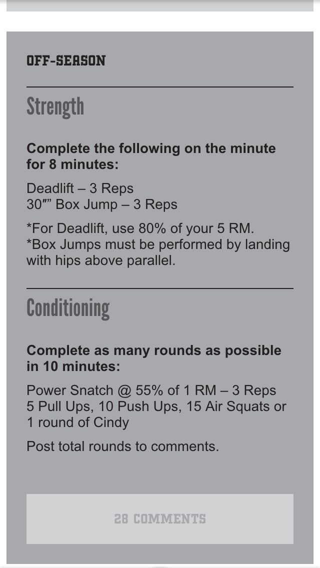 Crossfit football #workout