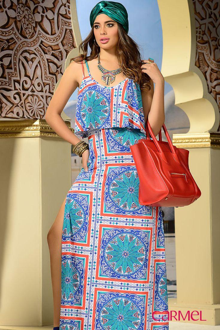 #Marroquí #CarmelModa #Dress