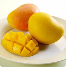 Plump and juicy, mangoes from the Kensington and Bowen regions of North Queensland, Australia Photo courtesy of: australiafresh.com.au