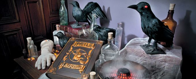 Halloween Party Ideas for Adults - Indoor