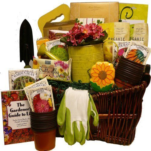 94 best images about door raffle prize ideas on pinterest for Gardening tools gift basket