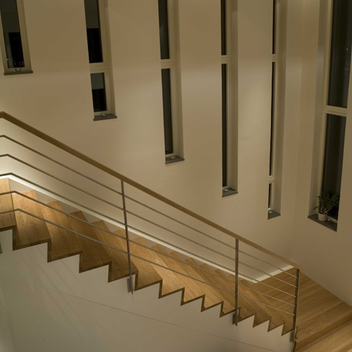 great modern stairs      from Snickarlaget