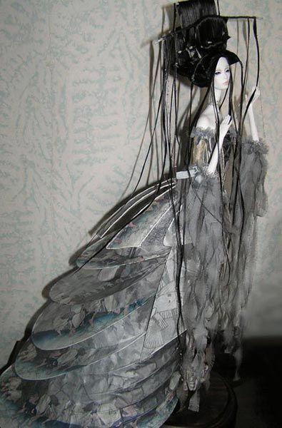 Fashion Moon: Kasane Rain of the Moon Light by Lena and Katya Popovy