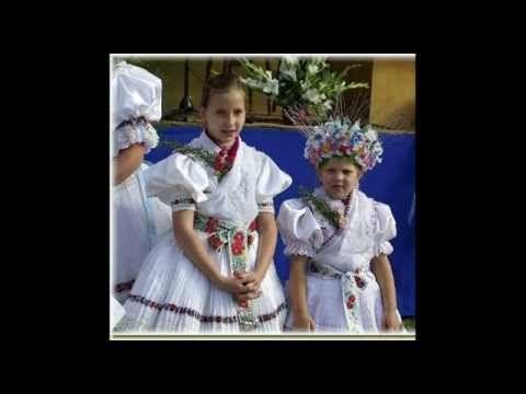 Magyar népviselet | Trajes populares húngaras | Costumes folkloriques ho...