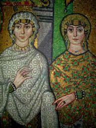 Ravenna: Mosaics from San Vitale