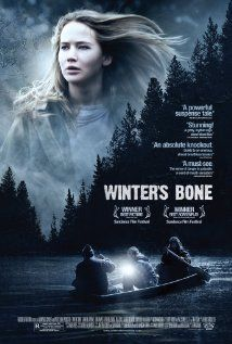 Winter's Bone. Jennifer Lawrence's breakout role.