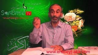 Hacı Əhliman Təqvaya doğru (Allahın ehsanı böyükdür) » Əhli-Beyt Azad kütləvi agentliyi SonUmid Tv Media Group